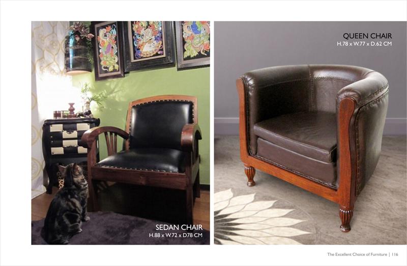 Quen and Sedan Chair