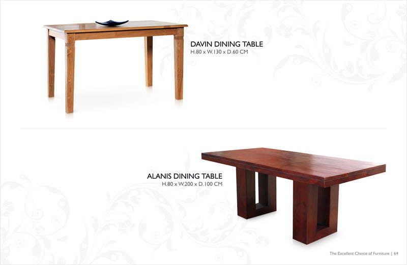 Alanis Dining Table