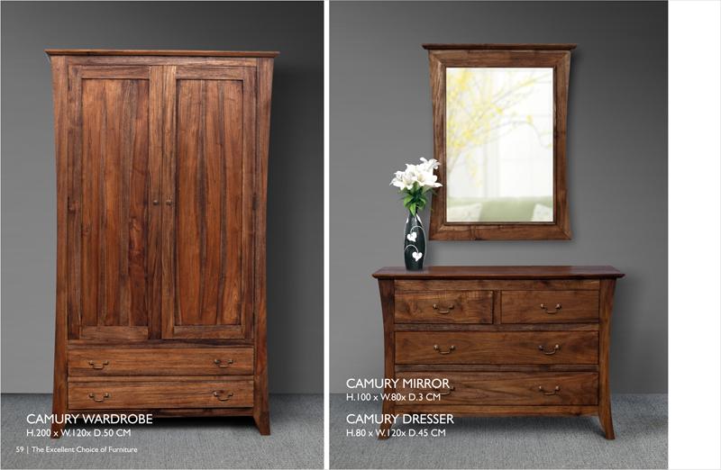 Camury Wardrobe Mirror