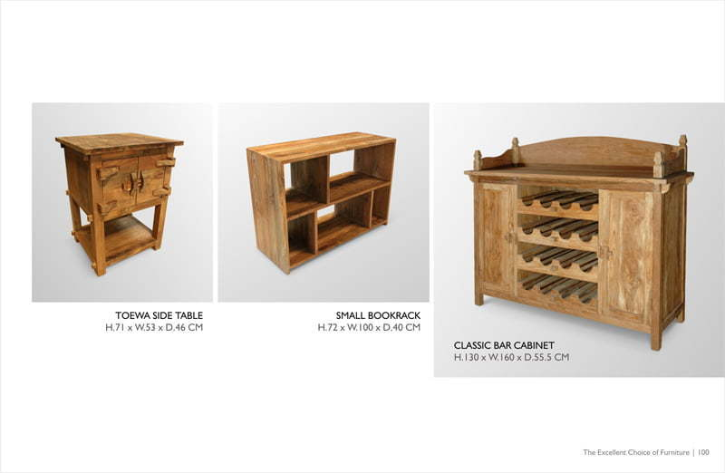 Classic Bar Cabinet