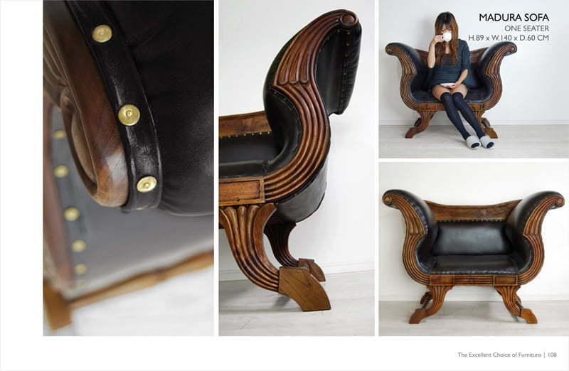 Madura One Seater