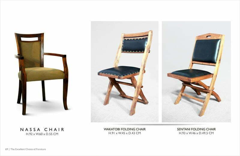Nassa Chairs