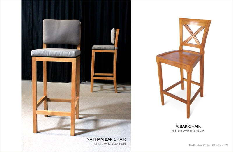 Nathan Bar Chair